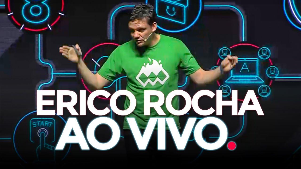 Erico Rocha - Palestra - Porquê alguns empreendedores tem sucesso e outros não?
